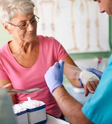 Prevenção e Primeiros Socorros – Geriatria