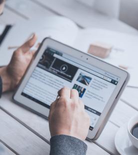 Marketing Digital e Gestão de Negócios Digitais